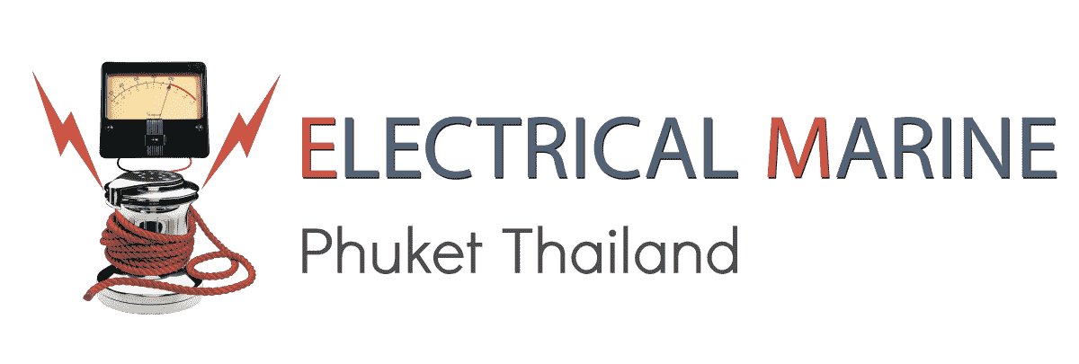 Electrical surveys, installations, rewiring services for yachts in Thailand